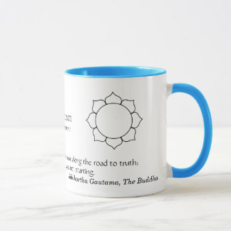 Buddhism - Passage Mug