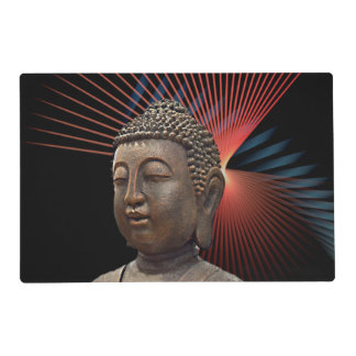 Buddhism Symbol Style Placemat