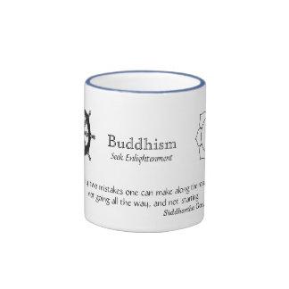 Buddhism - taza del paso