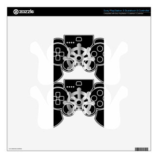 buddhism wheel of dharma.jpg decal for PS3 controller