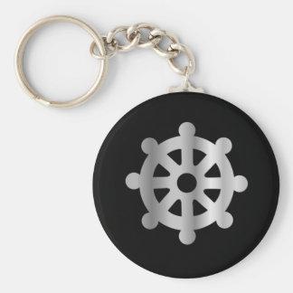 buddhism wheel of dharma.jpg key chains