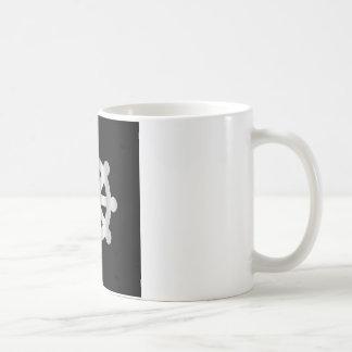 buddhism wheel of dharma.jpg classic white coffee mug