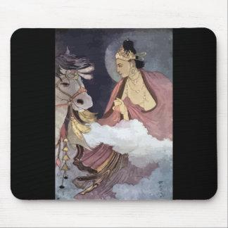 Buddhist Art Mouse Pads