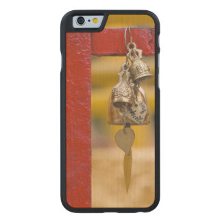 Buddhist Bells at Doi Suthep Temple Carved Maple iPhone 6 Case