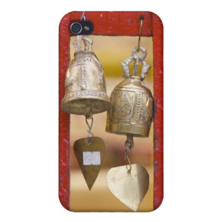 Buddhist Bells at Doi Suthep Temple iPhone 4/4S Cover