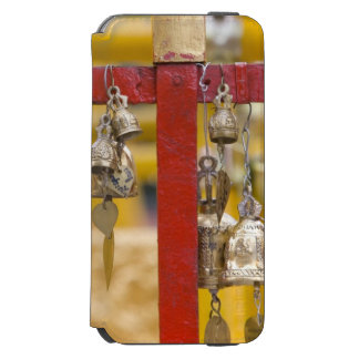 Buddhist Bells at Doi Suthep Temple iPhone 6/6s Wallet Case