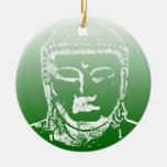 Buddhist Christmas Tree Ornament