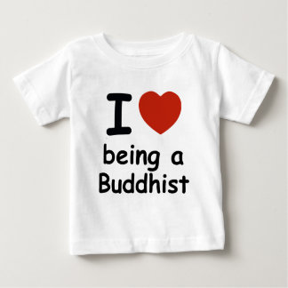 Buddhist design baby T-Shirt