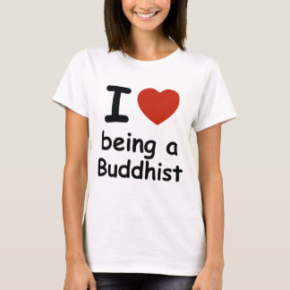 Buddhist design T-Shirt
