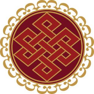 buddhist patterns accessories zazzle