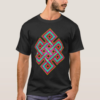 Buddhist Eternal Knot T-Shirt