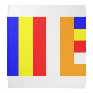 Buddhist Flag Bandana