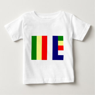 Buddhist Flag T Shirt