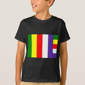 buddhist-flag- T-Shirt