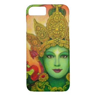 Buddhist Goddess Green Tara iPhone 7 case