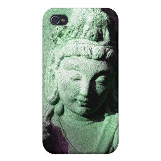 Buddhist , Green Tara Tibetan Goddess Case For iPhone 4