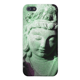 Buddhist , Green Tara Tibetan Goddess iPhone 5 Case