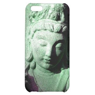 Buddhist , Green Tara Tibetan Goddess iPhone 5C Case
