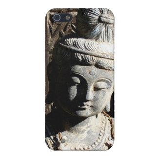 Buddhist iphone 4 case female Zen Buddha Kuan Yin