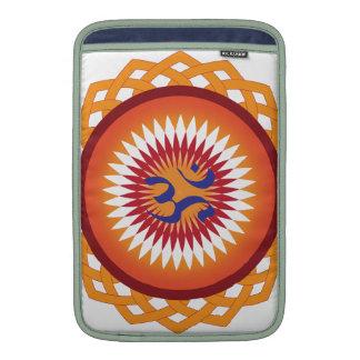 Buddhist Mandala Macbook Air Sleeve