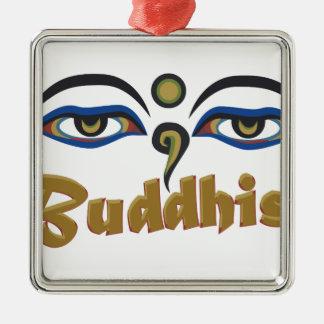 Buddhist Metal Ornament