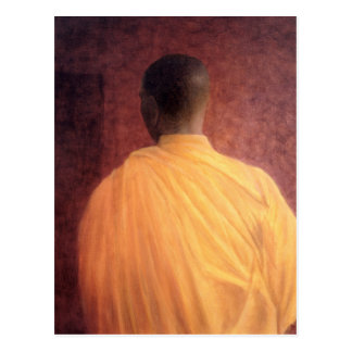 Buddhist Monk 2005 Postcard
