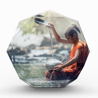 Buddhist Monk Washing Implements Award