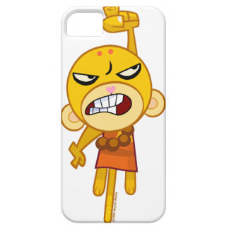 Buddhist Monkey Punch your iPhone iPhone 5 Cases