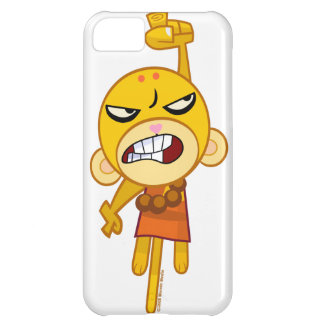 Buddhist Monkey Punch your iPhone iPhone 5C Cover