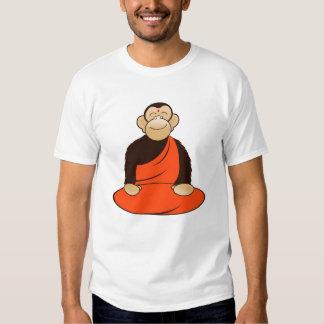 Buddhist Monkey Tee Shirt
