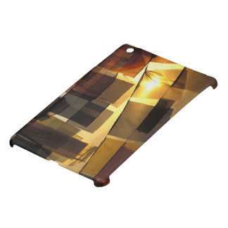 Buddhist prayer flags in the sunset cover for the iPad mini