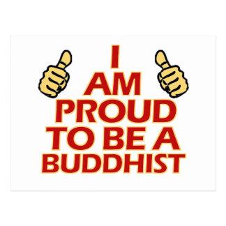 BUDDHIST religious designs Postcard