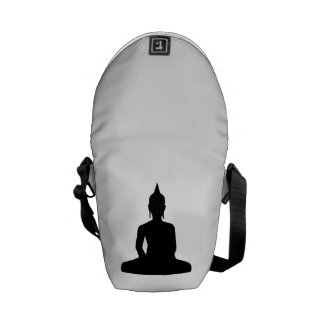Buddhist Rickshaw Messenger Bag