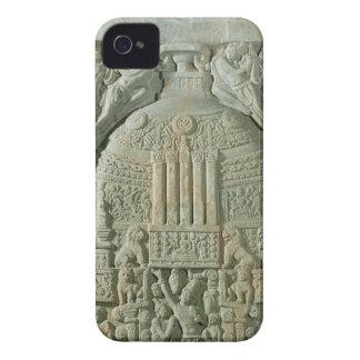 Buddhist stupa, Nagarjunakonda (limestone) iPhone 4 Case
