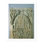 Buddhist stupa, Nagarjunakonda (limestone) Postcard