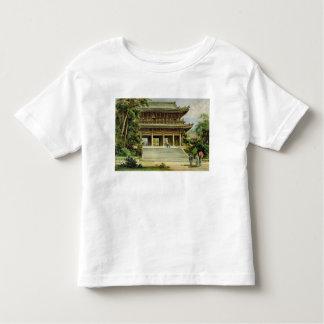 Buddhist temple at Kyoto, Japan T-shirt