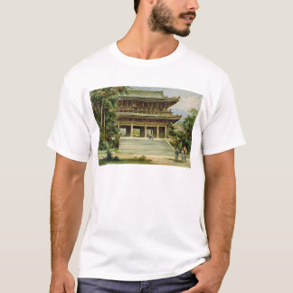Buddhist temple at Kyoto, Japan T-Shirt