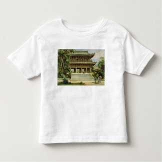 Buddhist temple at Kyoto, Japan Toddler T-shirt