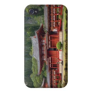 Buddhist Temple iPhone 4 Cases