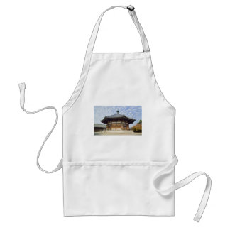 Buddhist temple Japan Aprons