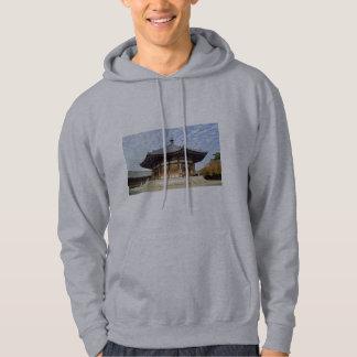 Buddhist temple Japan Hooded Sweatshirt