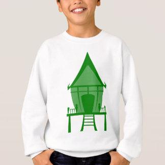 Buddhist Temple Sweatshirt