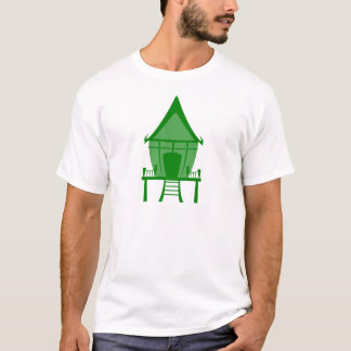 Buddhist Temple T-Shirt