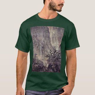 Buddhist Temples In The Mountains T-Shirt