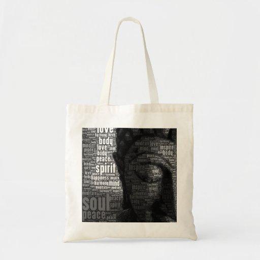 Buddhist Words of Wisdom Bag