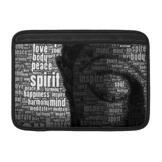 Buddhist Words of Wisdom Sleeve For MacBook Air