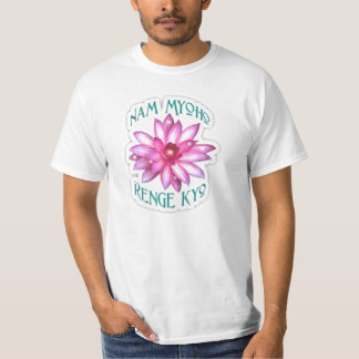 Buddhists For Peace T Shirt