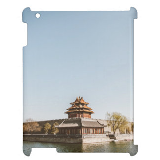 Buddhit monarchy at bank of a lake cover for the iPad