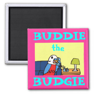 Buddie Calls his Congressman Magnet