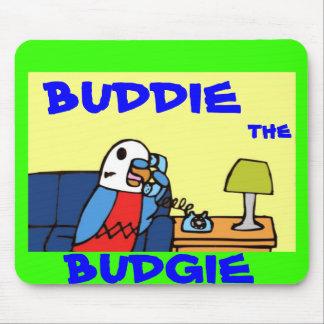 Buddie Calls his Congressman Mousepads